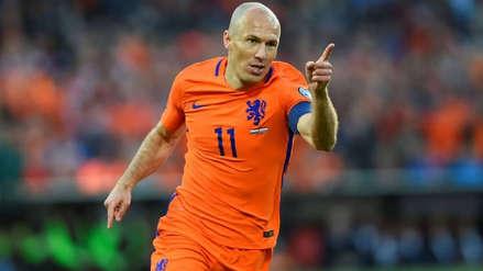 ¿Volverá a las canchas? Arjen Robben no descarta regresar al fútbol profesional tras anunciar su retiro