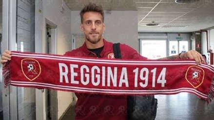 Universitario de Deportes: Germán Denis llegó a Italia y tuvo un espectacular recibimiento en su nuevo club