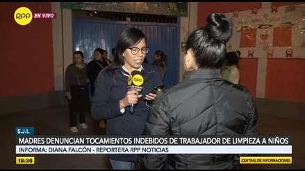 Madre denuncia que su hija de 5 años fue agredida sexualmente por trabajador de colegio en SJL
