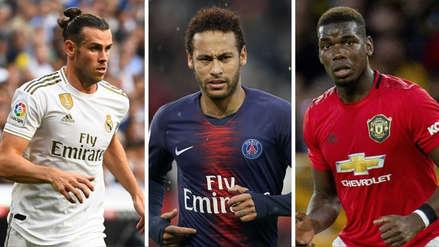 ¡Faltan pocos días! Neymar y los cracks que dejarían sus actuales clubes en Europa