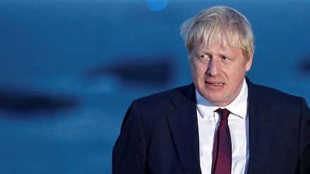 Boris Johnson pide a Isabel II que suspenda el Parlamento hasta el 14 de octubre