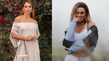 """Sheyla Rojas apoya a Angie Arizaga: """"Mereces ser valorada y tratada como una rosa"""""""