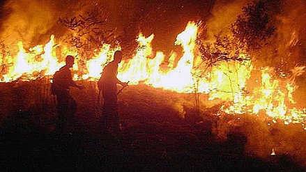 El infierno amazónico es una hoguera de intereses creados