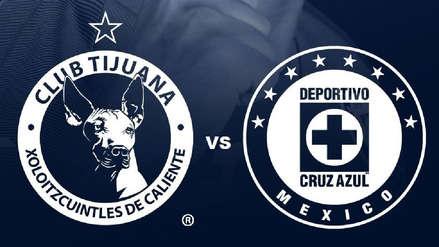 El Tijuana ganó 3-2 al Cruz Azul de Yoshimar Yotún y se mete en zona de clasificación