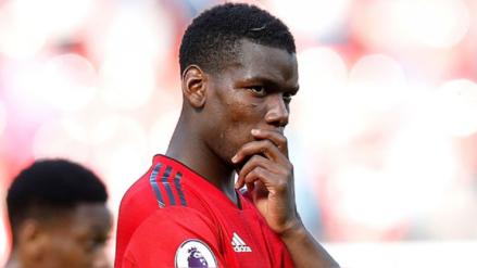 ¡Lo quieren fuera! Aficionados del Manchester United piden la salida de Paul Pogba