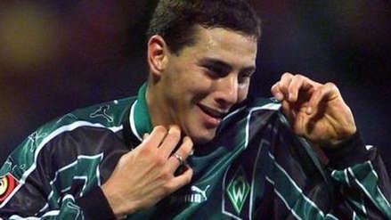 Claudio Pizarro: se cumplen 20 años del debut en la Bundesliga