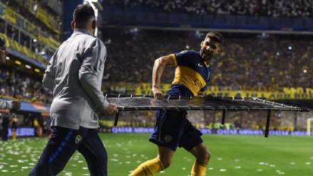 ¡Solidaridad ante todo! El noble gesto de Lisandro López durante el duelo entre Boca Juniors y LDU de Quito