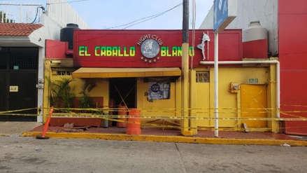 Masacre en Veracruz: Exhiben en video degollamiento del supuesto dueño de bar atacado