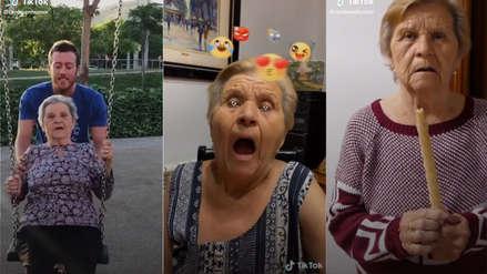 Conoce a Paca, la señora de 80 años que es una sensación en TikTok