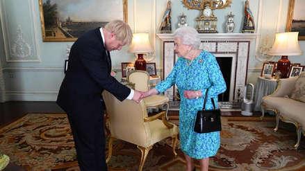 Isabel II aprueba formalmente la suspensión del Parlamento británico hasta el 14 de octubre