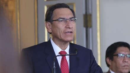 La Fiscalía vuelve a evaluar el caso de Martín Vizcarra por concesión de Chinchero