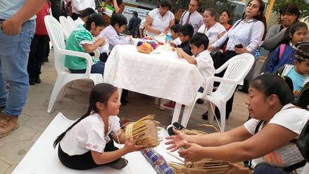 Conozca a los niños que conservan el legado ancestral de la artesanía lambayecana