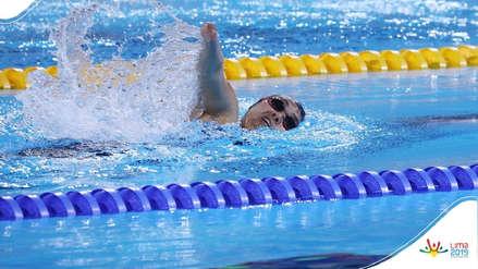 Lima 2019: peruana Dunia Felices clasificó a la final de 100 metros libre y competirá esta tarde por una medalla