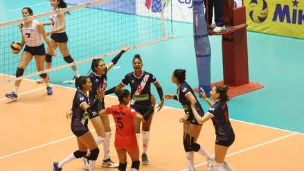 ¡Segunda victoria! Perú venció 3-0 a Uruguay en el Sudamericano de Voleibol Femenino