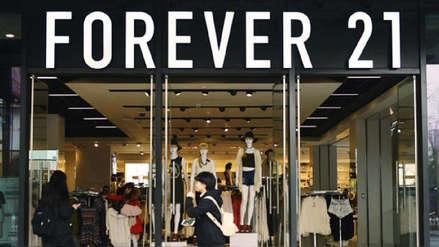 Forever 21: La compañía estadounidense de moda juvenil se alista para una bancarrota