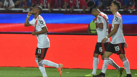 River Plate eliminó a Cerro Porteño y se medirá a Boca Juniors en semifinales de la Copa Libertadores