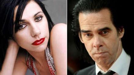Nick Cave por fin habla sobre su tortuosa relación con PJ Harvey: