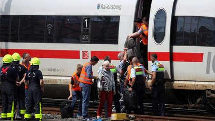 Hombre que empujó a un niño a las vías del tren en Alemania es internado en hospital psiquiátrico