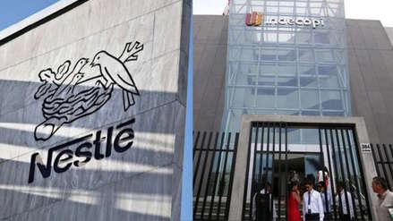 Nestlé responde por multa de S/42 mil a Indecopi