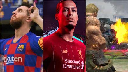 PES 2020, FIFA 20 y el regreso de Contra: estos son los juegos que se lanzarán este mes