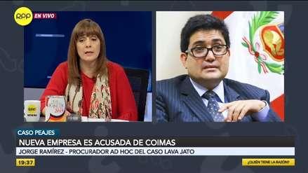 Procurador Jorge Ramírez pide a LAMSAC que sea responsable de la reparación civil