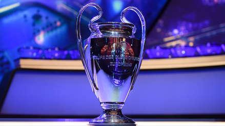 Así quedan los 8 grupos de la Champions League 2019-2020