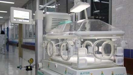 Susalud asegura que Hospital Regional de Lambayeque contará con más incubadoras
