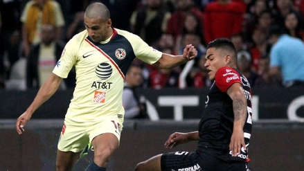 Con Anderson Santamaría, Atlas goleó 3-0 al América por la Liga MX