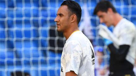 Keylor Navas pasará los exámenes médicos en Madrid para firmar por el PSG, según prensa