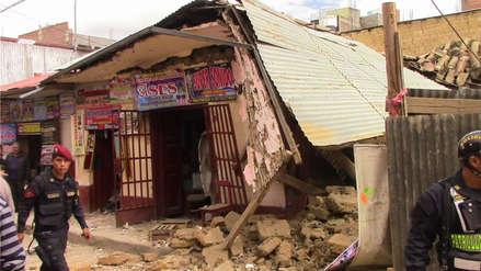 Aumenta el riesgo de derrumbe de viviendas informales en Lima