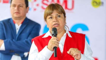 Ministra de Salud anuncia compra de incubadoras para Hospital de Lambayeque