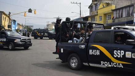 Capturan en Ciudad de México a El Cindy, líder del Cártel de Tláhuac