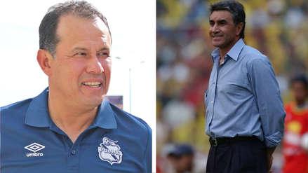 Juan Reynoso respaldó posible candidatura de Juan Carlos Oblitas a la FPF: