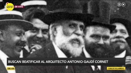 Antonio Gaudí : El genio de la arquitectura en proceso de beatificación
