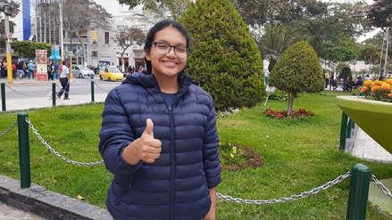 Alison, la joven que vendió papas a la huancaína para costear su beca en España, cumple su sueño