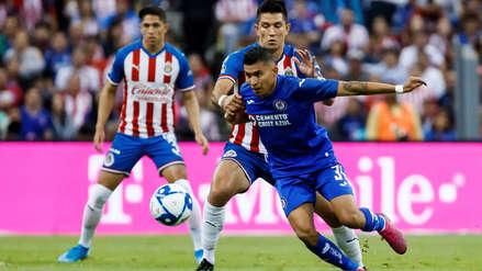 Cruz Azul igualó 1-1 con Chivas Guadalajara por la fecha 8 del Torneo Apertura de la Liga MX