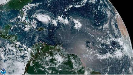 El huracán Dorian sigue fortaleciéndose en su camino a Bahamas y Florida [VIDEO]