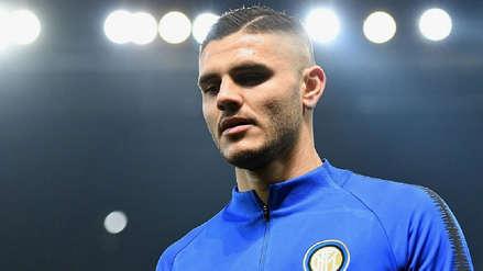 Mauro Icardi realizó demanda millonaria al Inter de Milán y recopila las supuestas injusticias
