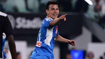 Resultado de imagen para Chucky Lozano, tercer jugador mejor pagado del Napoli; el 20 de toda la Serie A EFE