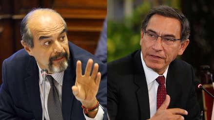 Mulder: Vacancia contra Vizcarra se presentará tras votación del