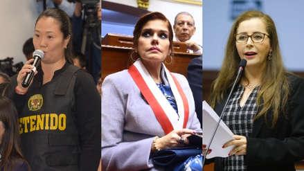 Keiko Fujimori, Mercedes Aráoz y Rosa Bartra, las mujeres más poderosas del Perú, según encuesta