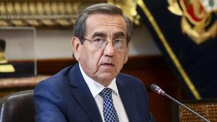 """Jorge del Castillo: """"El Ejecutivo no le puede poner plazos ni términos al Congreso"""""""