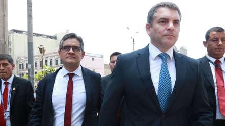 Rafael Vela y José Domingo Pérez, los más influyentes en el ámbito de la justicia