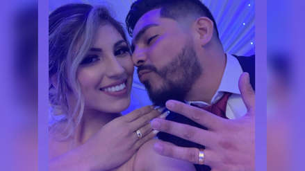 Erick Elera y Allison Pastor se casaron: Las fotos de la celebración