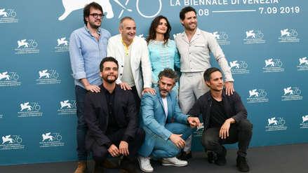 Penélope Cruz y Gael García Bernal ponen el acento español en la Mostra de Venecia [FOTOS]