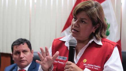 Caso incubadoras | Ministra de Salud responsabiliza a regiones por falta de mantenimiento de equipos