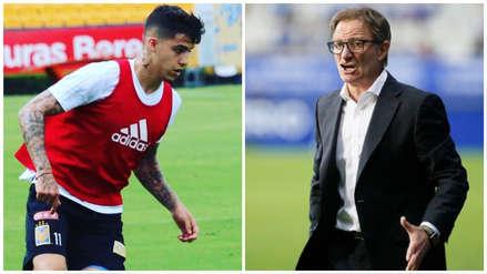 Beto da Silva: técnico de La Coruña se mostró sorprendido con la contratación del delantero peruano