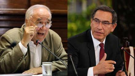 García Belaúnde a Olaechea: