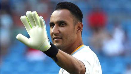 ¡Lo aman! Lluvia de felicitaciones desde Costa Rica para Keylor Navas tras fichar por el PSG