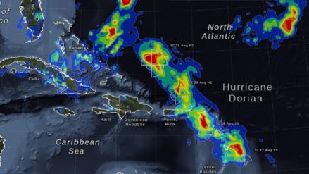 Huracán Dorian: ¿Qué es una tormenta de Categoría 5?